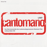 Cantomano Live!
