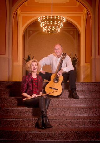 DUO PALATINO mit Christiane Meininger Flöte